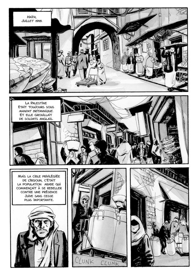Extrait 7 : Stern Gang
