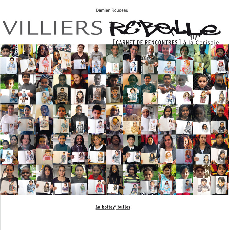 Villiers rebelle : [Carnet de rencontres] à la Cerisaie