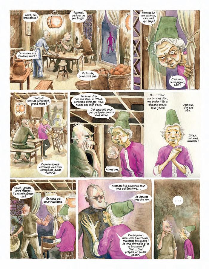 Extrait 4 : Le Vaurien