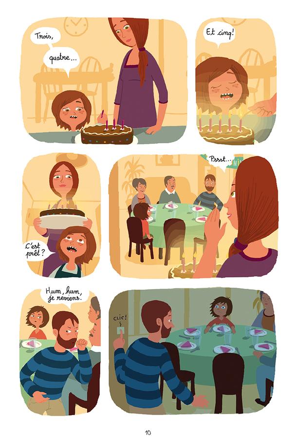 Extrait 5 : Loulou ne veut pas grandir : 2 histoires de Loulou et Rose