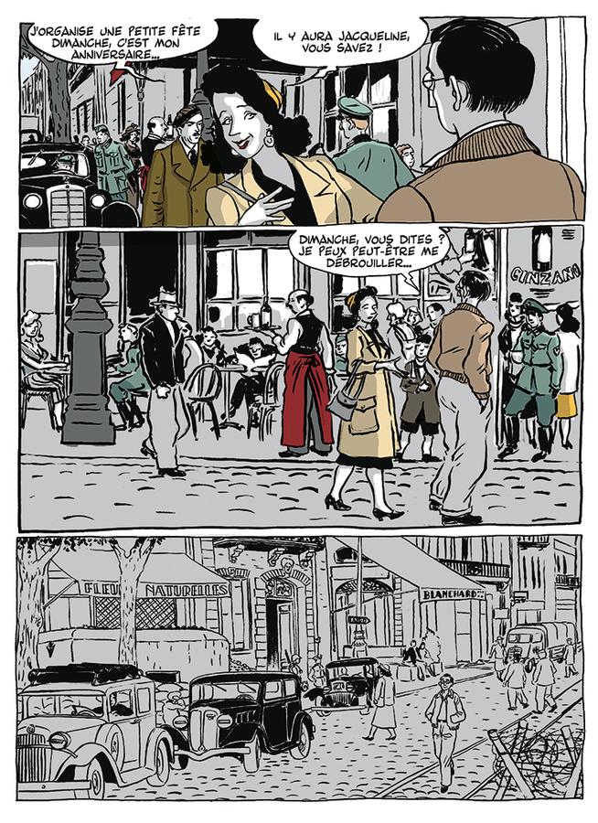 Extrait 7 : Apprenti - Ouvrier T3 : Ouvrier, Mémoires sous l'Occupation - 2ème partie