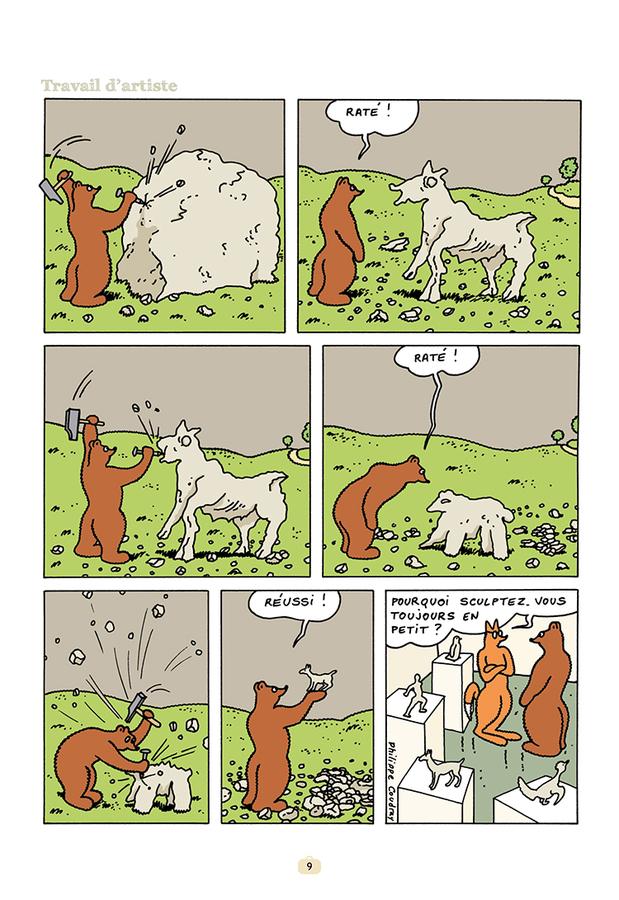 Extrait 6 : L'Ours Barnabé T15 : Un monde parfait