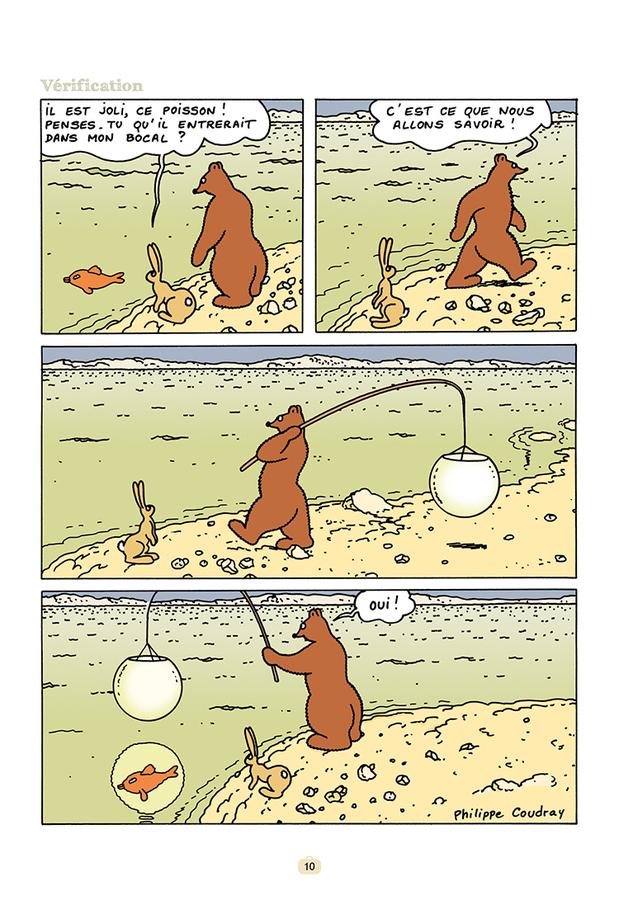 Extrait 7 : L'Ours Barnabé T15 : Un monde parfait
