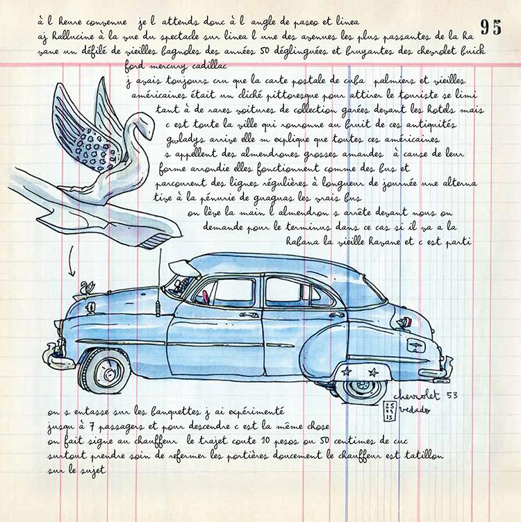 Extrait 1 : Cuba, an 56 de la Révolution