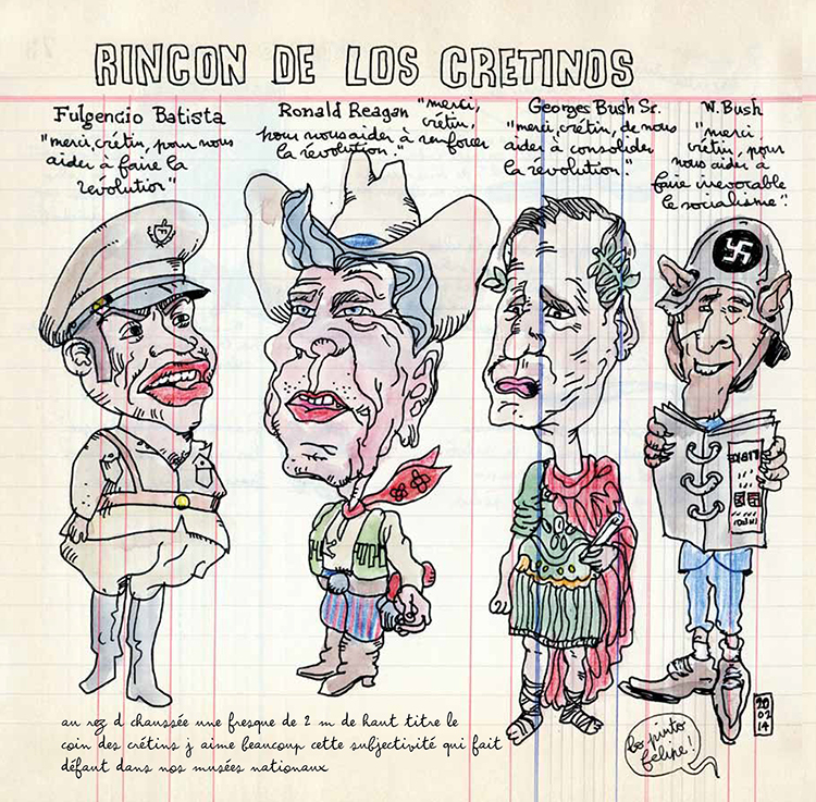 Extrait 4 : Cuba, an 56 de la Révolution