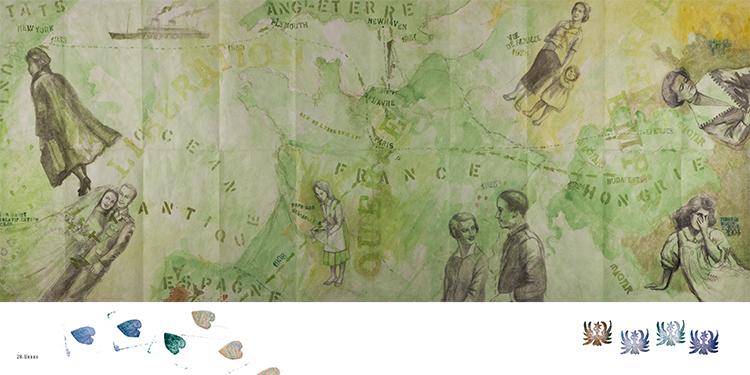 Extrait 4 : Bringuebalés : Carnet de mémoires d'immigrés