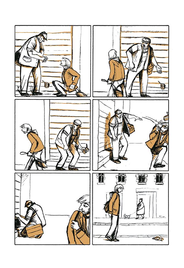 Extrait 6 : Prison d'Ébène