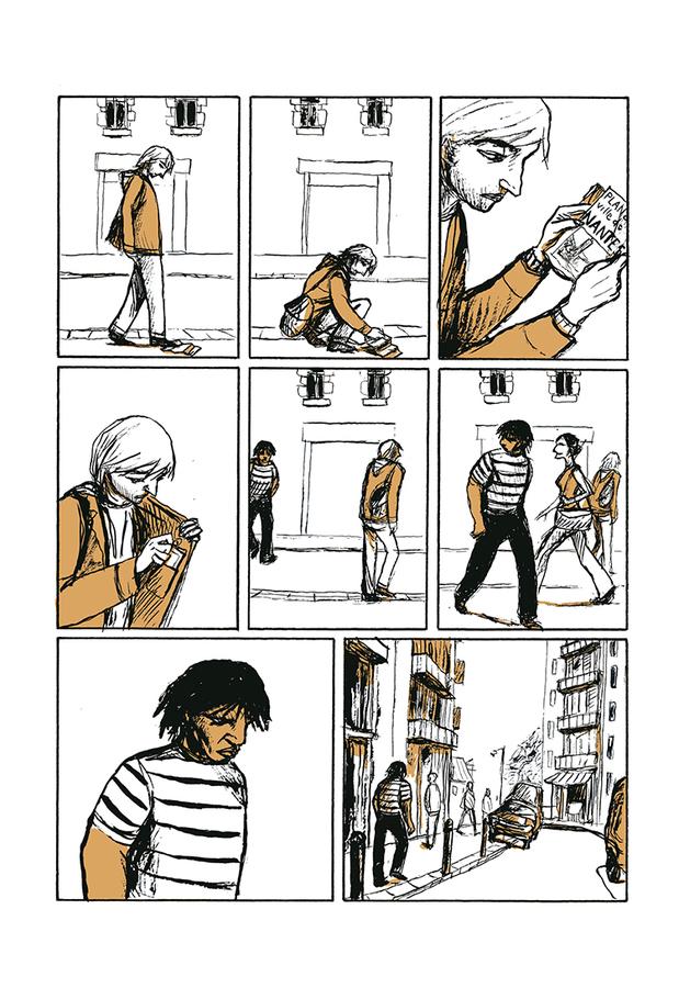 Extrait 7 : Prison d'Ébène