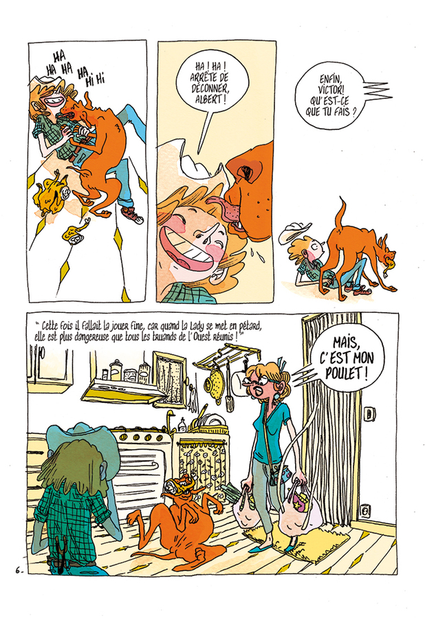 Extrait 5 : Victor & Clint