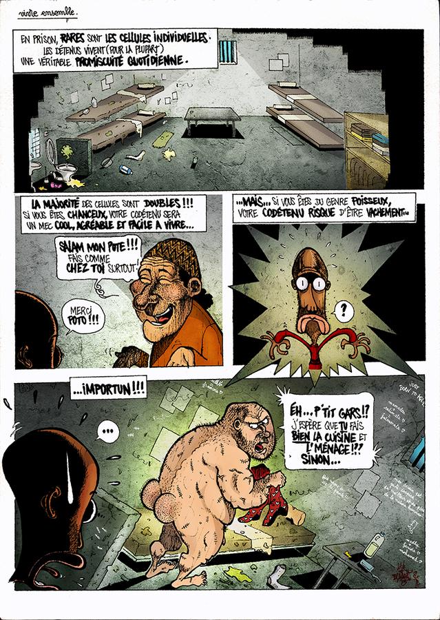 Extrait 0 : L'Evasion T1 : Journal d'un condamné