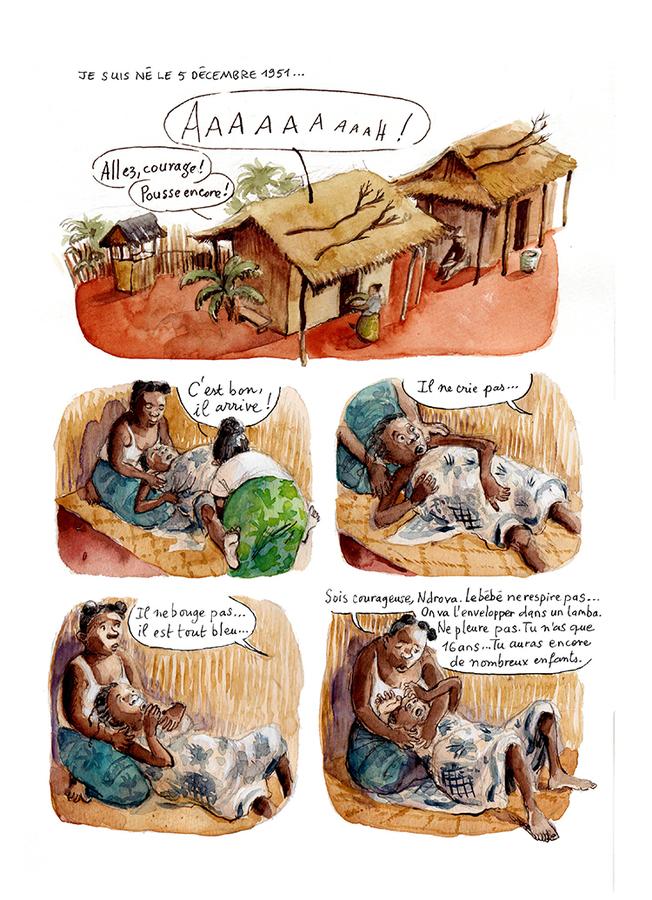 Extrait 1 : Sous le tamarinier de Betioky
