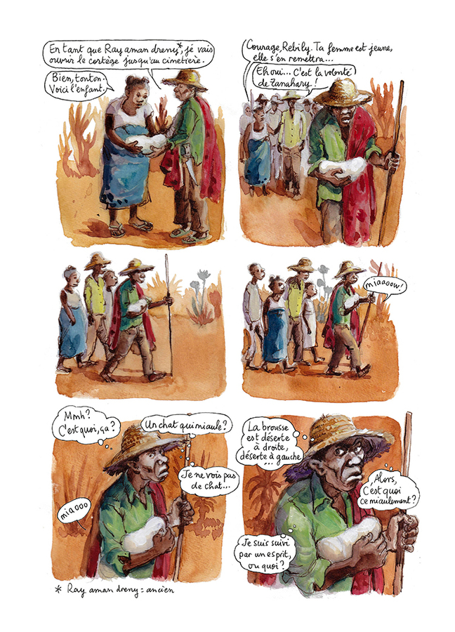Extrait 2 : Sous le tamarinier de Betioky