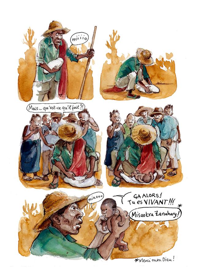 Extrait 3 : Sous le tamarinier de Betioky
