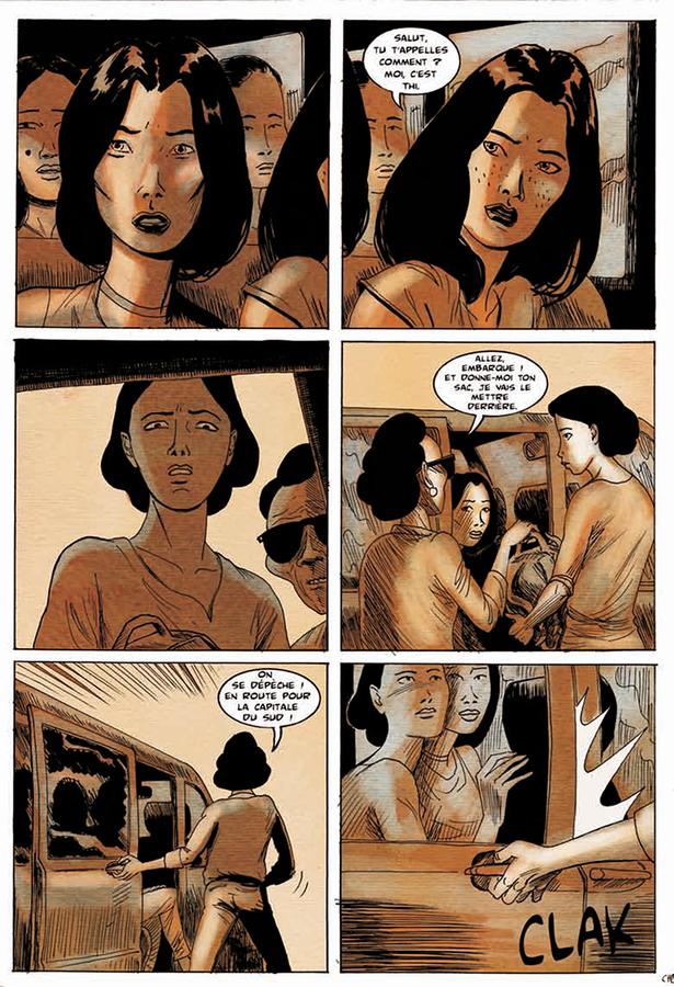 Extrait 7 : Mémoires de viet kieu T3 : Les Mariées de Taïwan