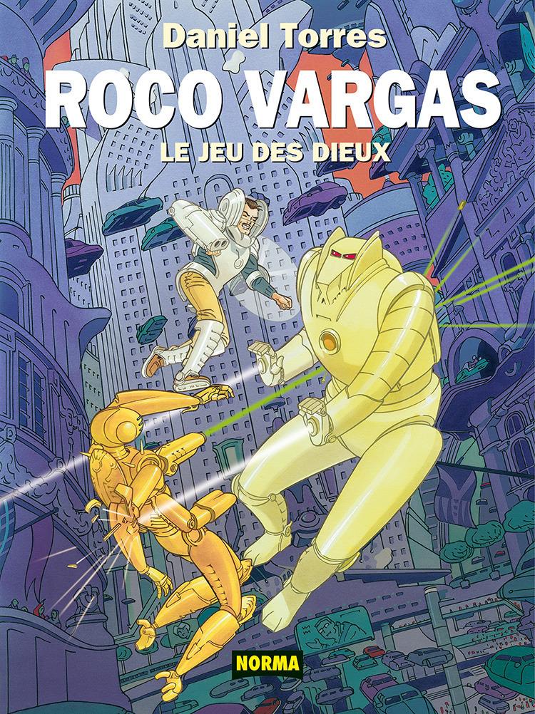 Roco Vargas T6 : Le Jeu des Dieux
