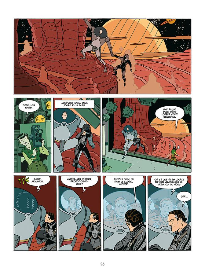Extrait 1 : Roco Vargas T7 : Promenade avec les monstres