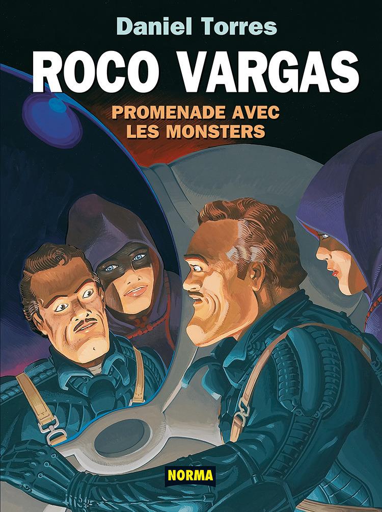 Roco Vargas T7 : Promenade avec les monstres