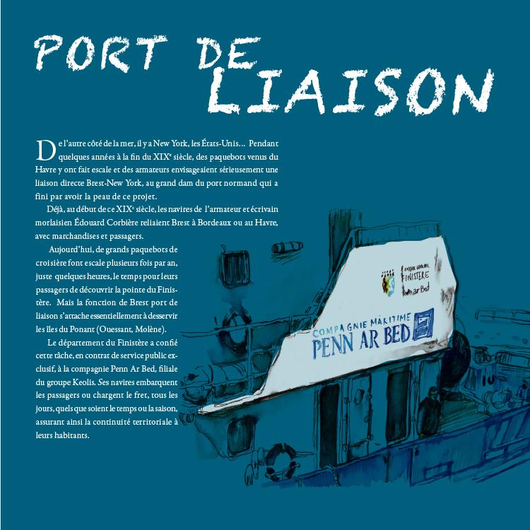 Extrait 2 : Brest à quai : [Carnet de bord] des travailleurs du port