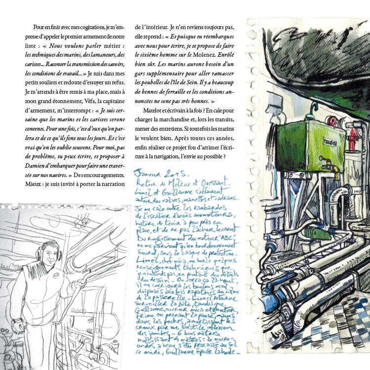 Extrait 3 : Brest à quai : [Carnet de bord] des travailleurs du port