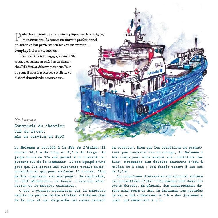 Extrait 5 : Brest à quai : [Carnet de bord] des travailleurs du port