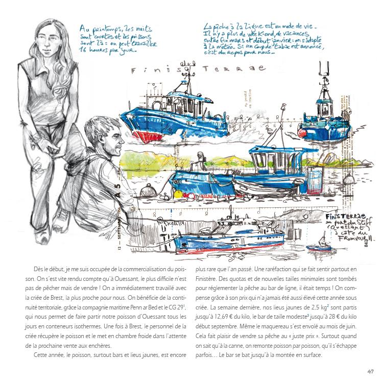 Extrait 7 : Brest à quai : [Carnet de bord] des travailleurs du port
