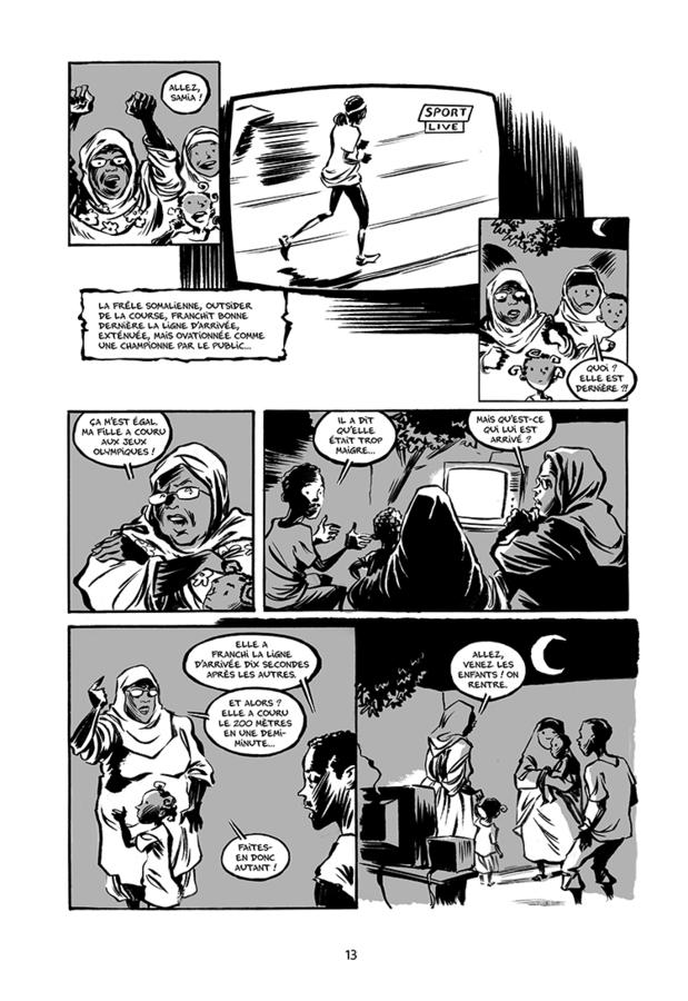 Extrait 3 : Rêve d'Olympe