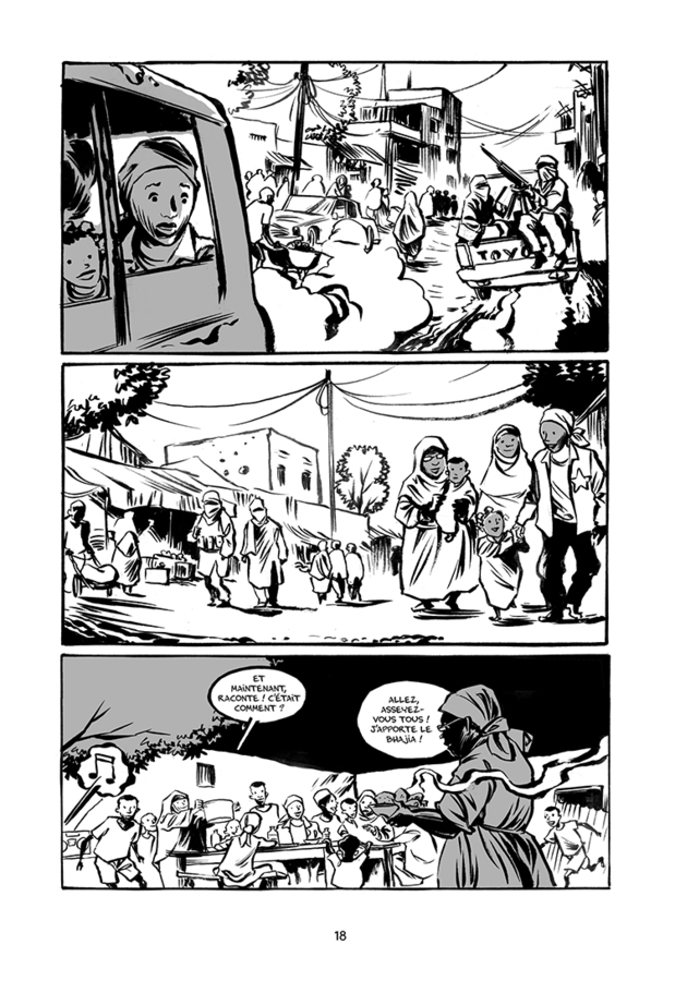 Extrait 6 : Rêve d'Olympe