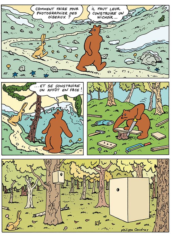 Extrait 2 : L'Ours Barnabé T17 : Un pour tous, tous pour un !