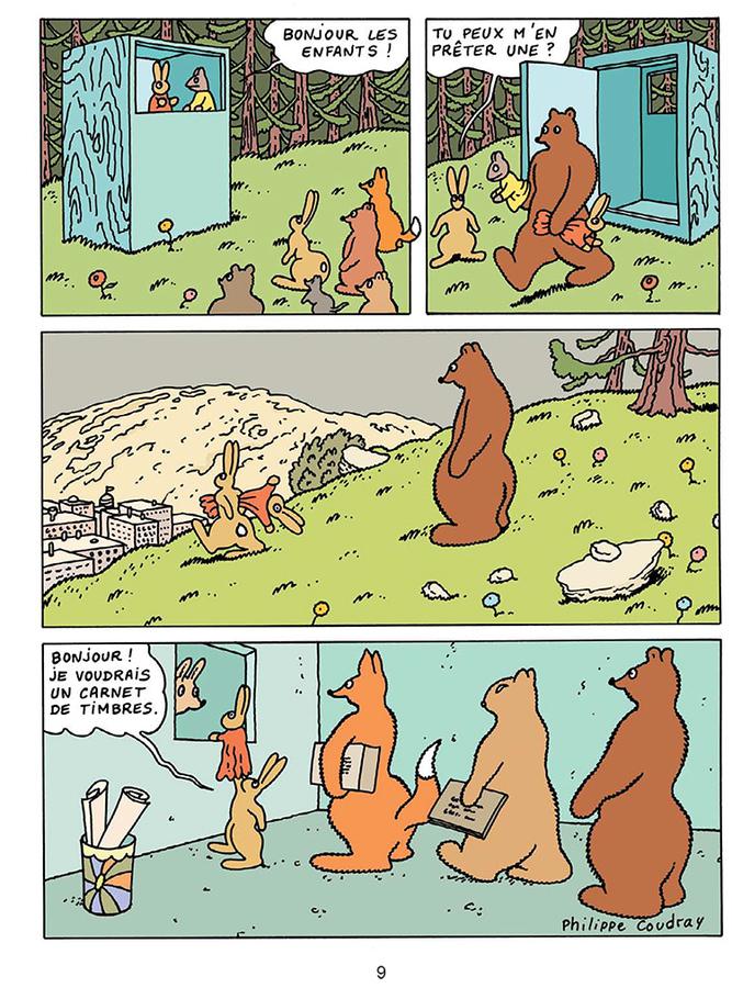 Extrait 6 : L'Ours Barnabé T17 : Un pour tous, tous pour un !
