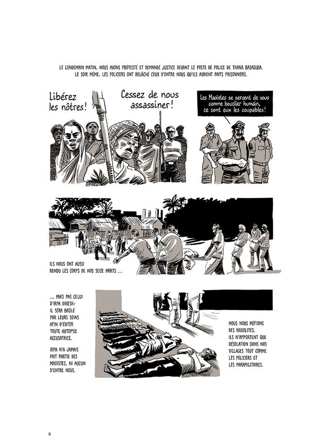Extrait 5 : Adivasis Meurtris