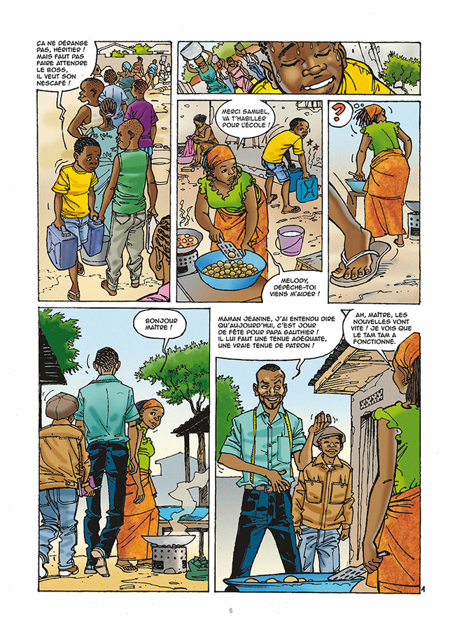 Extrait 2 : Mbote Kinshasa, Article 15