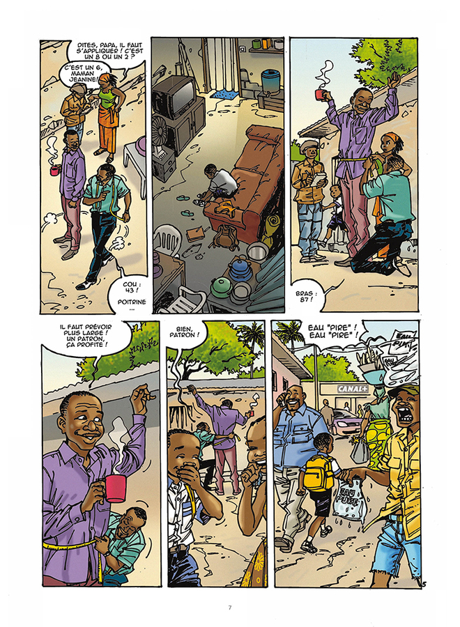 Extrait 3 : Mbote Kinshasa, Article 15