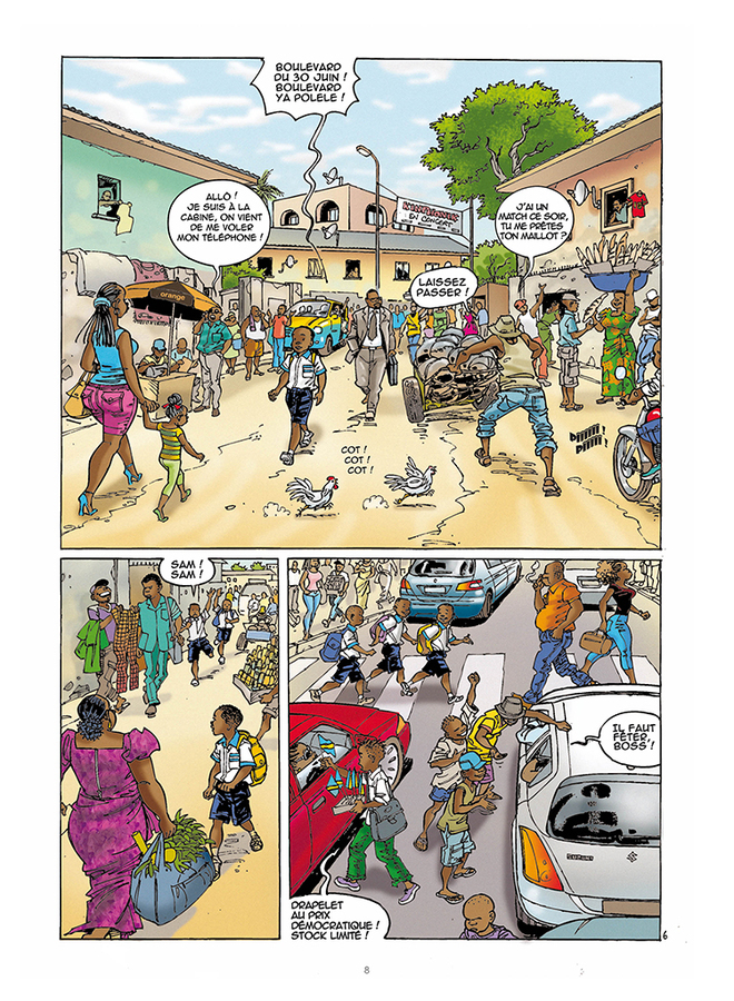 Extrait 4 : Mbote Kinshasa, Article 15