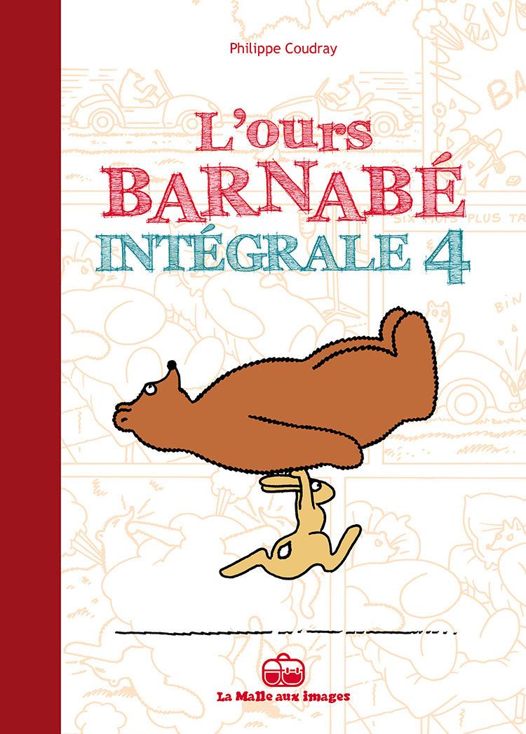 L'Ours Barnabé - Intégrale V4 : Tomes 12 à 15
