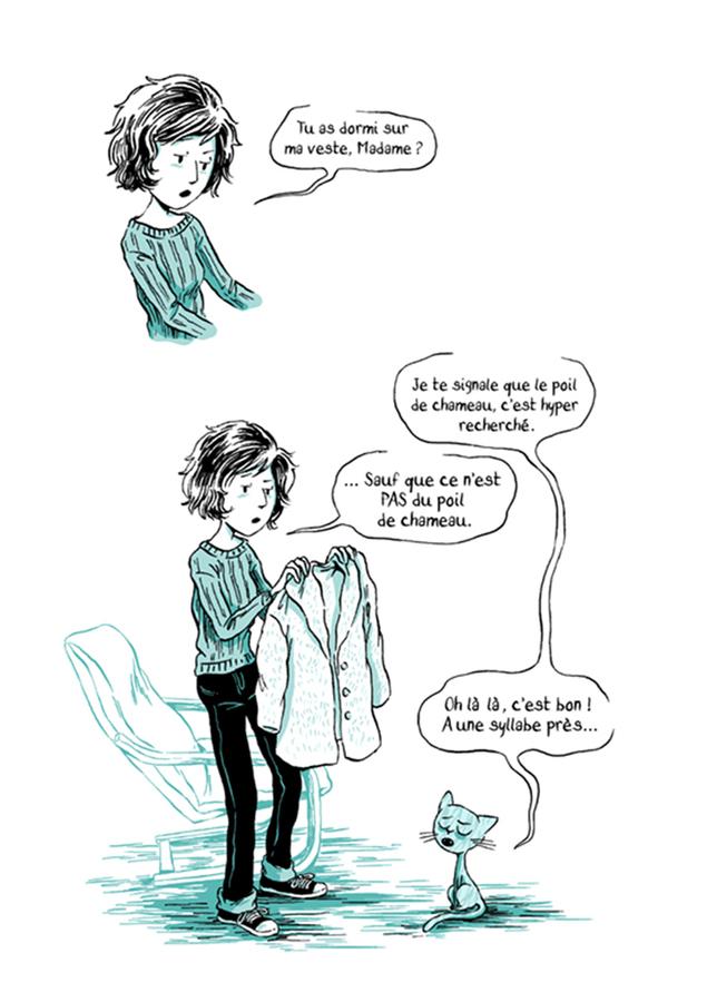 Extrait 4 : Madame T2 : Un temps de chien