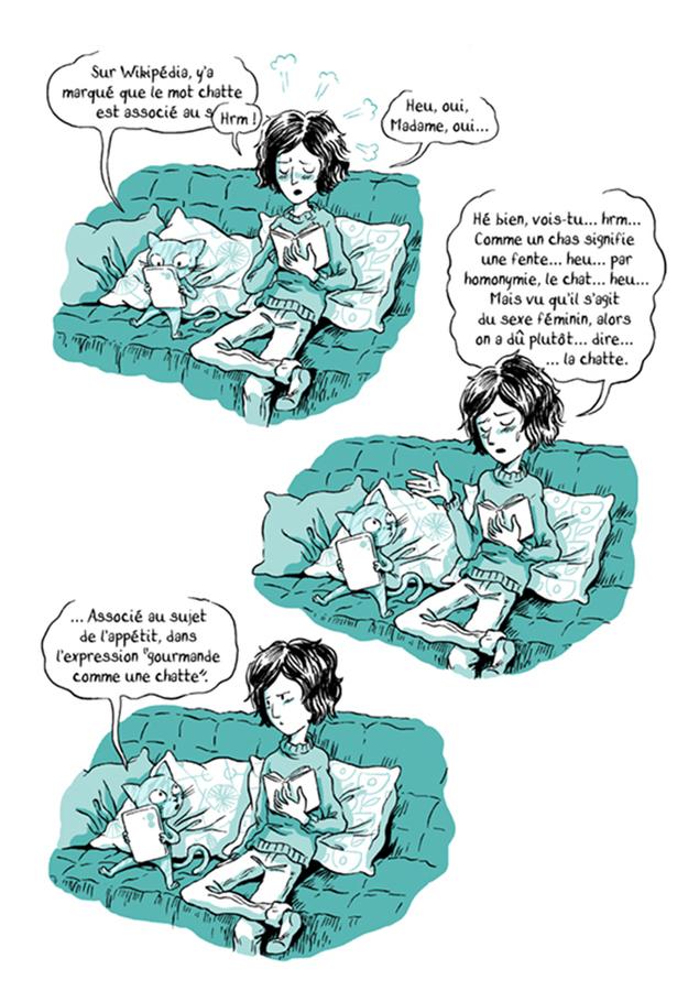 Extrait 5 : Madame T2 : Un temps de chien