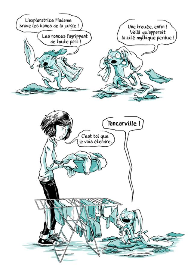 Extrait 7 : Madame T2 : Un temps de chien