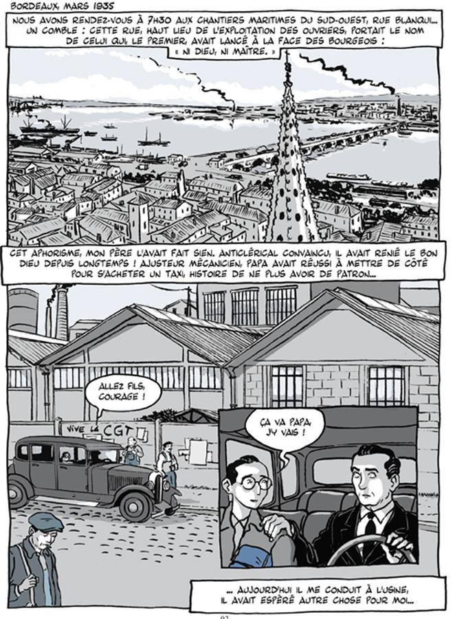 Extrait 0 : Apprenti - Ouvrier - Intégrale : Mémoires d'un ouvrier avant-guerre et sous l'occupation