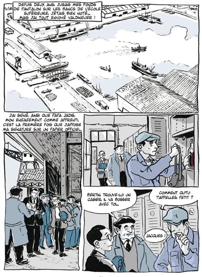 Extrait 1 : Apprenti - Ouvrier - Intégrale : Mémoires d'un ouvrier avant-guerre et sous l'occupation