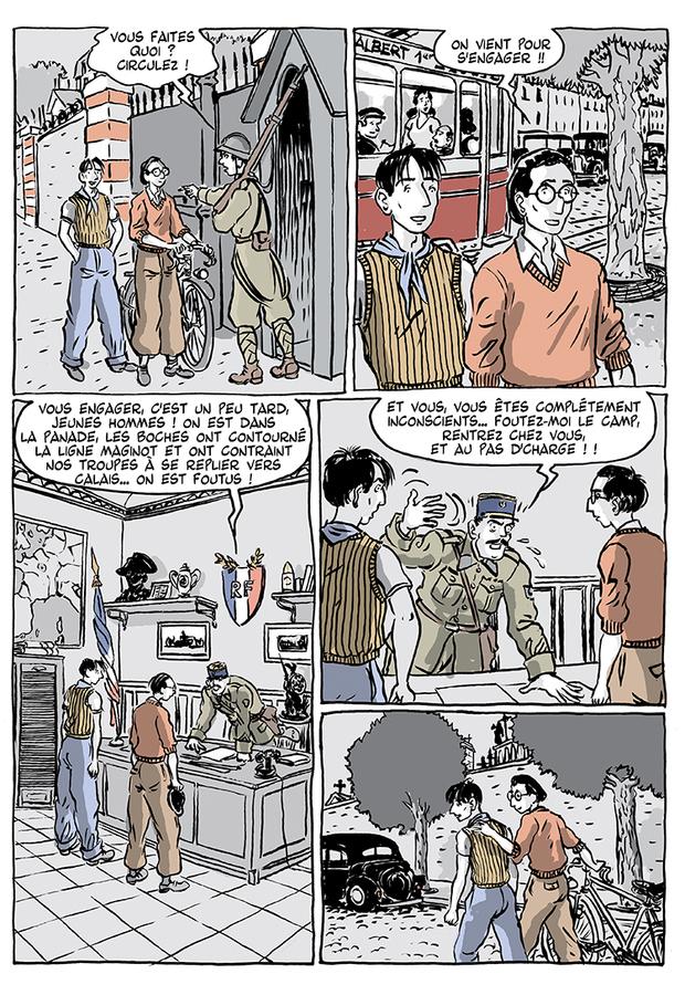 Extrait 3 : Apprenti - Ouvrier - Intégrale : Mémoires d'un ouvrier avant-guerre et sous l'occupation