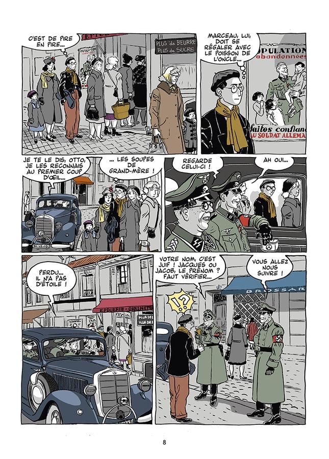 Extrait 6 : Apprenti - Ouvrier - Intégrale : Mémoires d'un ouvrier avant-guerre et sous l'occupation