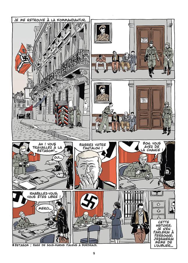 Extrait 7 : Apprenti - Ouvrier - Intégrale : Mémoires d'un ouvrier avant-guerre et sous l'occupation