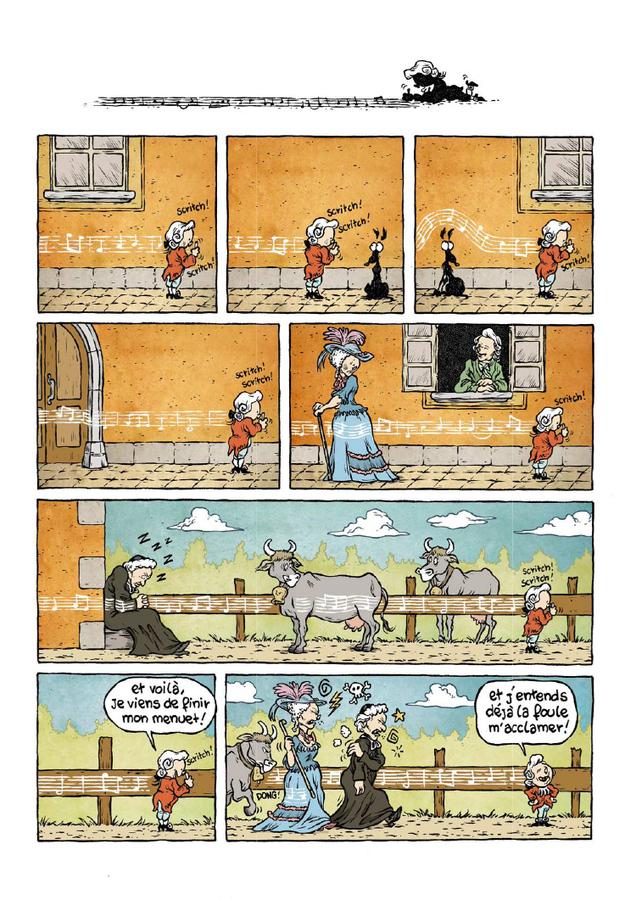 Extrait 0 : Le Petit Mozart