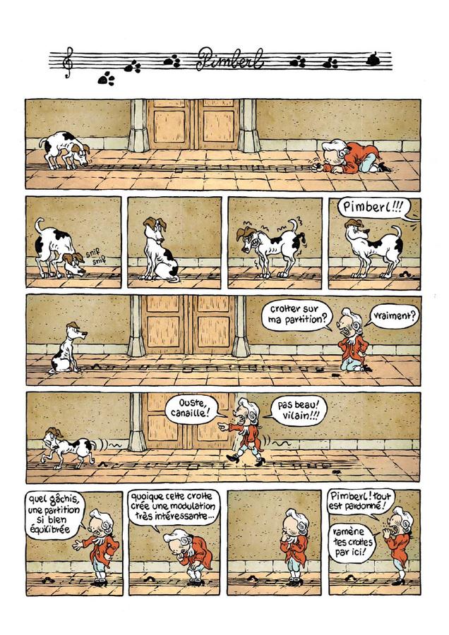 Extrait 1 : Le Petit Mozart