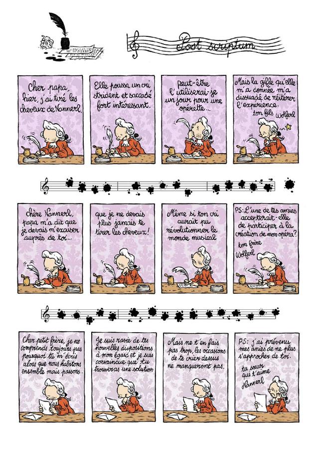 Extrait 2 : Le Petit Mozart