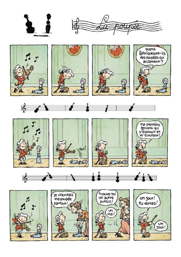 Extrait 3 : Le Petit Mozart