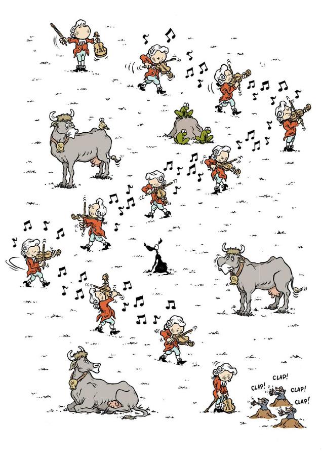 Extrait 7 : Le Petit Mozart