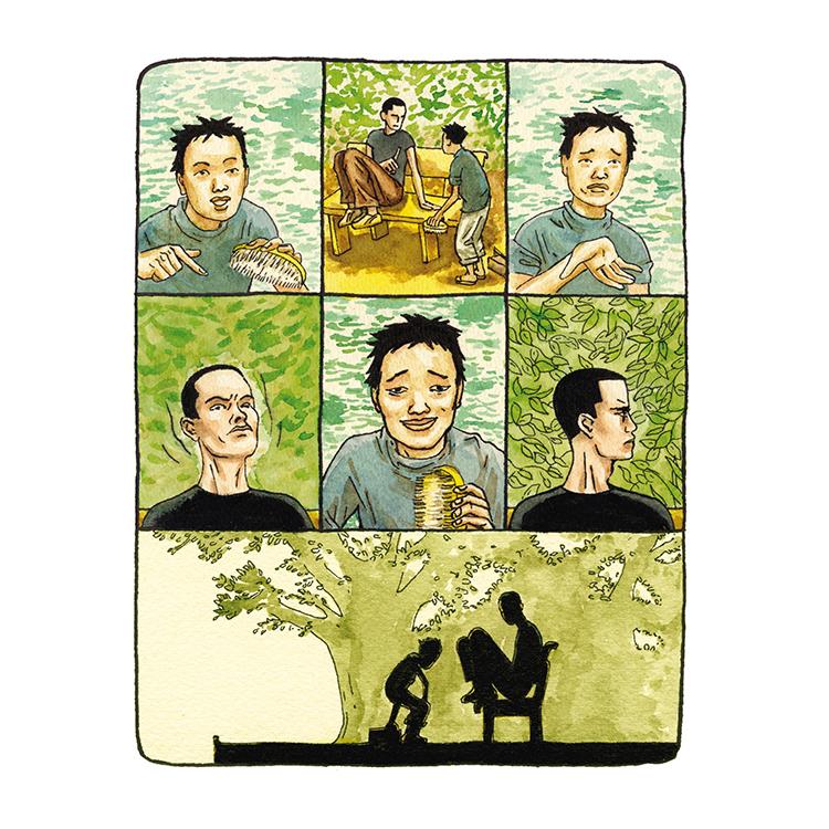 Extrait 2 : Un automne à Hanoï : [Carnet de saisons] au Vietnam