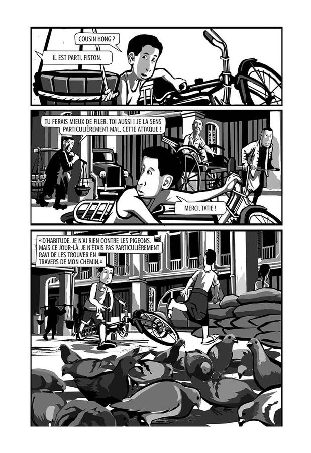 Extrait 11 : La Bicyclette
