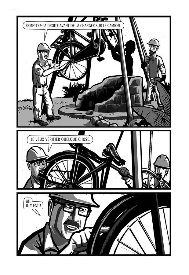 Extrait 4 : La Bicyclette